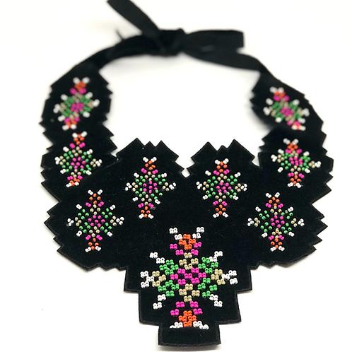 Velour Necklace