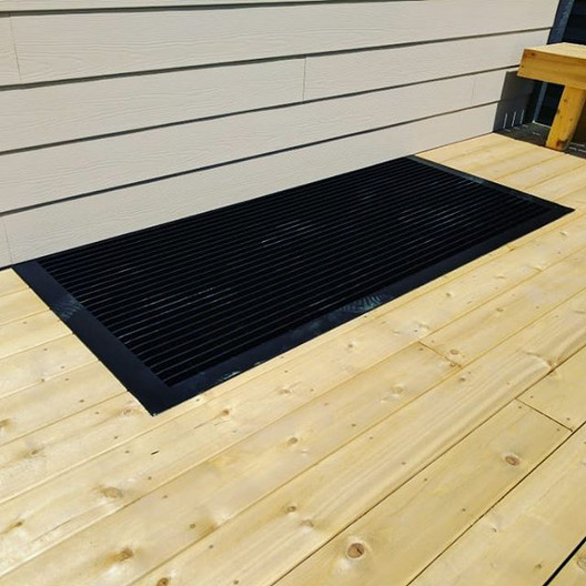Deck Grating #nice #powdercoated #flatba