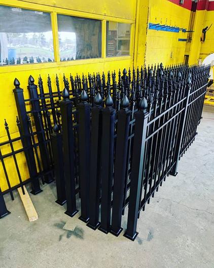Aluminum Railing #umscalgary #boysdidgoo