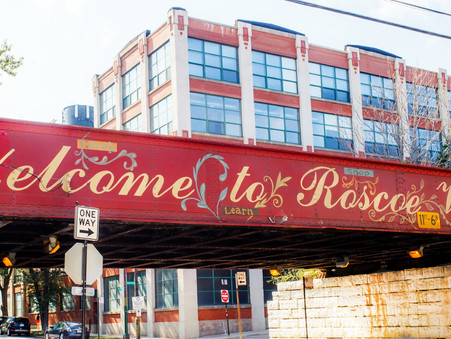 Roscoe Village: A Little Town of Its Own