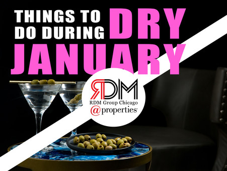 Dry January in Chicago