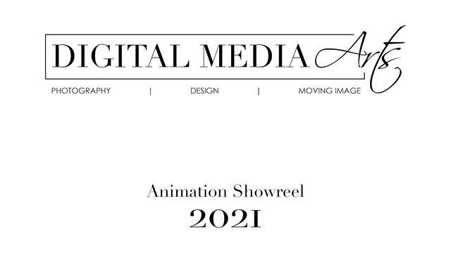 Level 3 Digital Media Arts