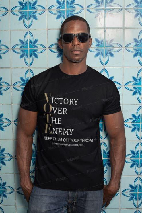 Victory Shirt - Black Men's