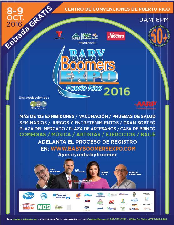 TecnoAbuelos nuevamente se une al Baby Boomers Expo con exhibidor y charlas