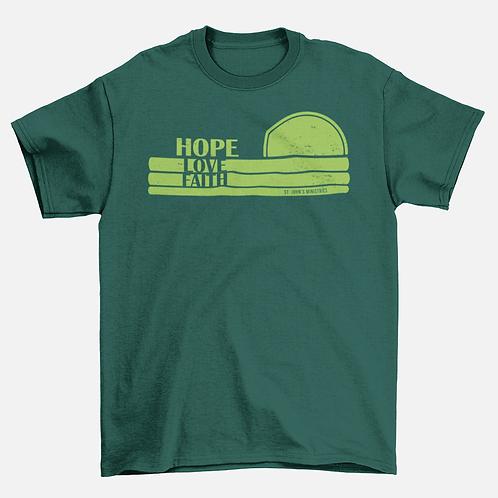 Earthy Summer St Johns T-Shirt