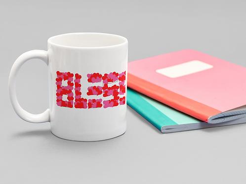 Blessed (Valentine's Day) Coffee Mug
