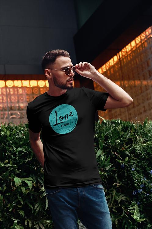 """Love"" St Johns T-Shirt"