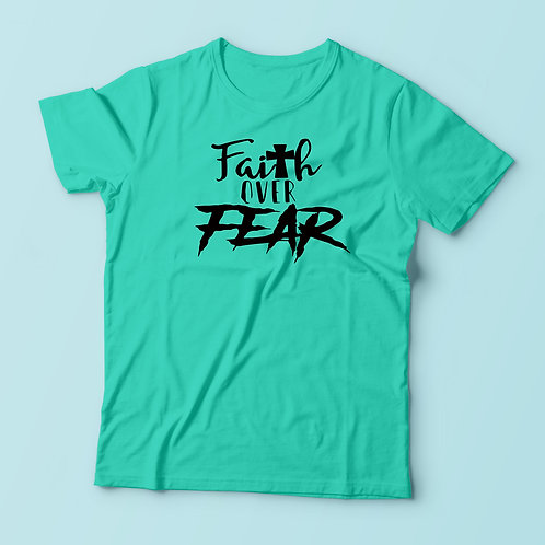 Kids Faith Over Fear
