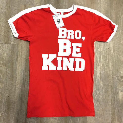 Youth Bro Be Kind T-Shirt