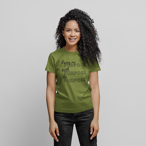 Living with Purpose Shirt