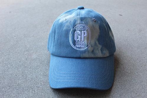 Denim Discolored Hat