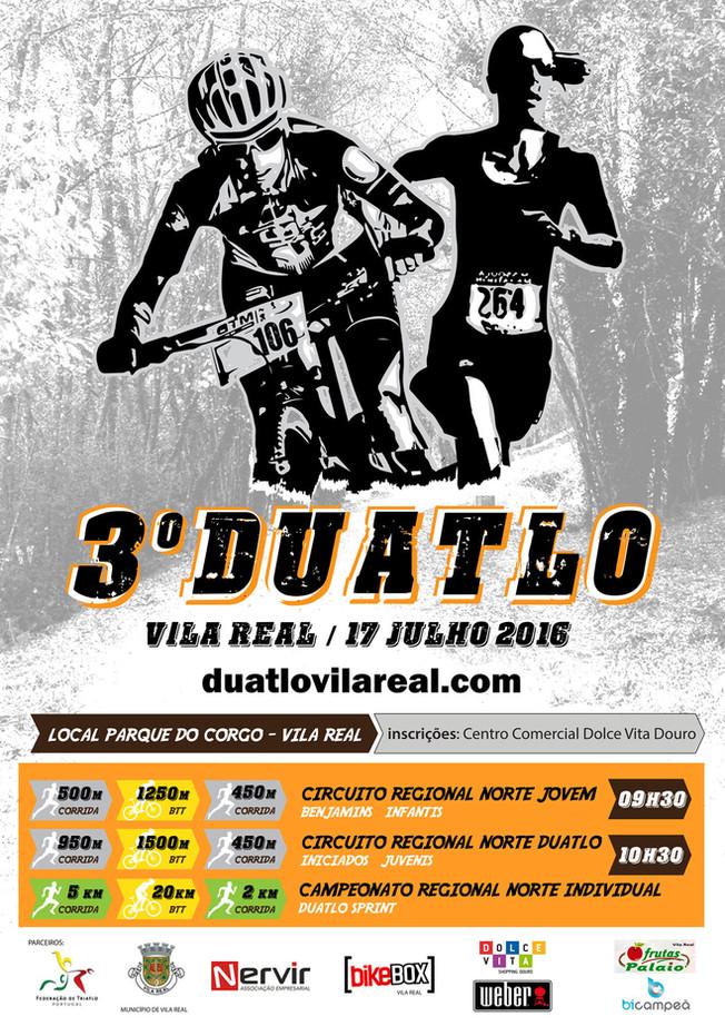 3º DUATLO CIDADE DE VILA REAL