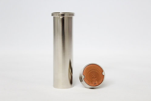 Serialized Platinum Limitless Mech Mod - Limitless