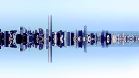 Arte - On Cities Rooftops