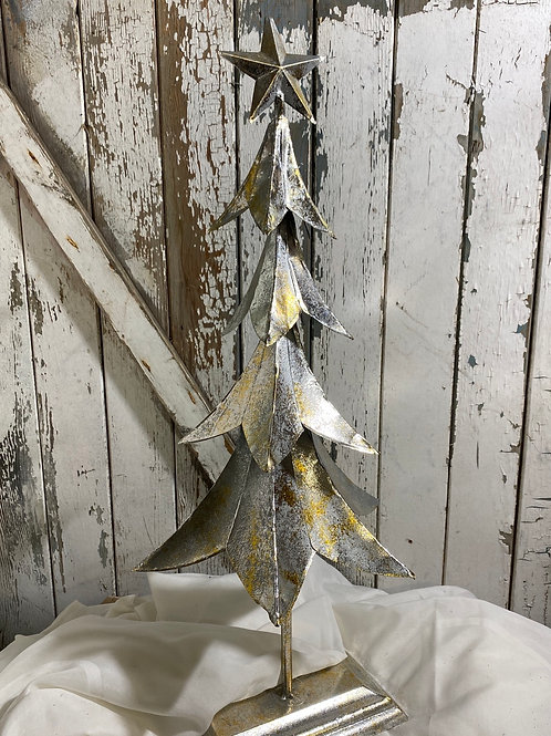 Silver 1/2 tree