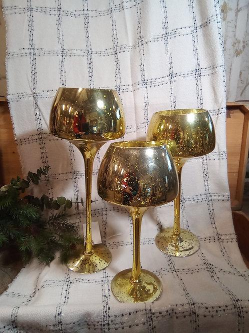 Gold Décor (set of 3)