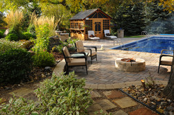 Alternative Landscaping pool