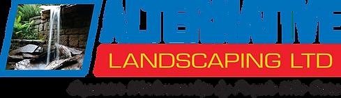 Alternative Landscaping Logo