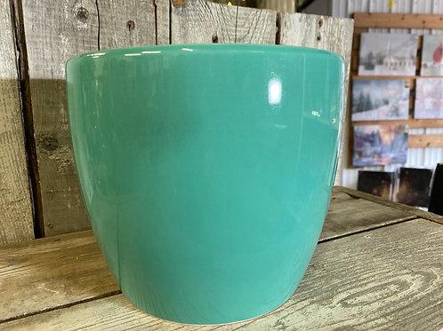 """Ceramic Planter (6""""hx6 3/4""""w)"""