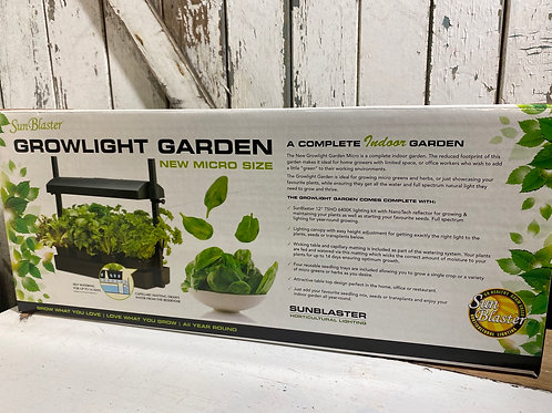 Sun Blaster Grow Light Garden