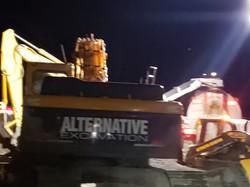 Alternative Excavation
