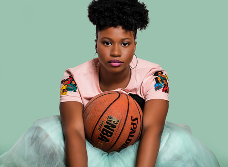 Honor Student, Entrepreneur and Basketball Sensation Nevaeh Burwell Inyang
