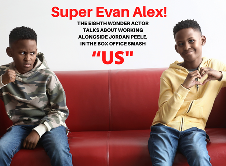 Interview with  Evan Alex