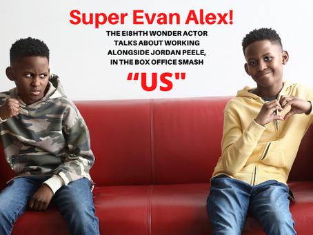 Interview with  Evan Alex