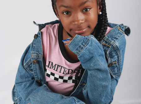 "Singing prodigy 6th grader Bri'Anna ""Bri"" Harper"