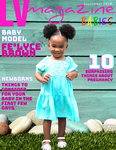 LV Magazine Babies ( Front Cover).png
