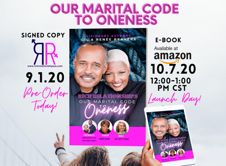 Relationship Podcasters announce new book designed to help couples grow 'Rich Relationships'