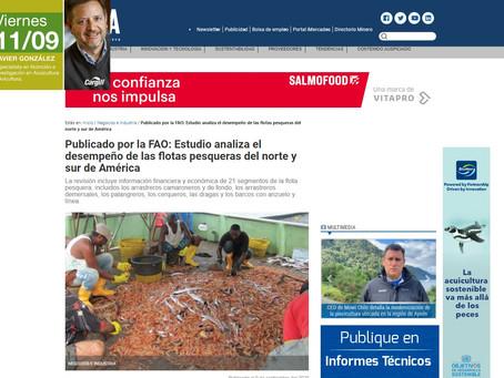 Publicación Revista Aqua