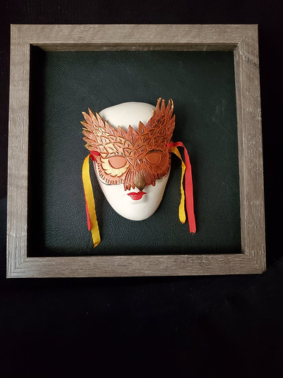 Miniature blind mask