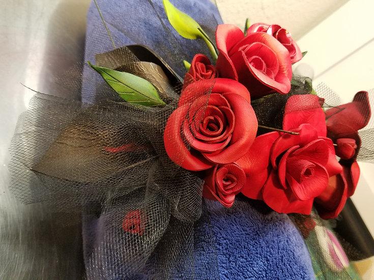 Hand full of Roses
