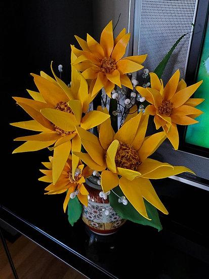 Burst of Sunflowers