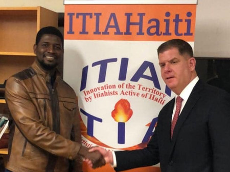 The History of ITIAHaiti in the United States of America