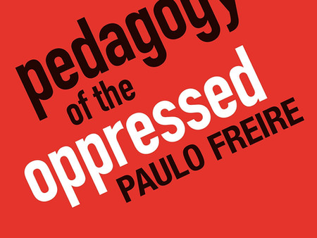What are the three main ideas in chapter 1 of Freire's Pedagogy of the Oppressed?