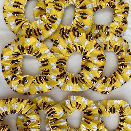 Bee Schrunchies