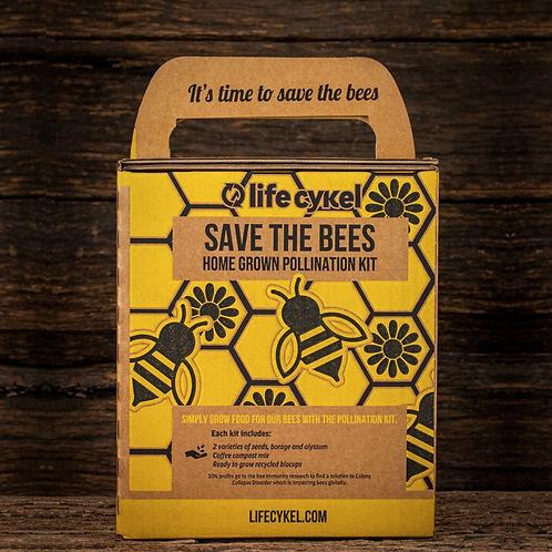 Bee Pollination Grow Kit
