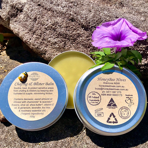 Chafing & Blister Balms