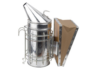 Stainless Steel Bee Hive Smoker with Heat Shield