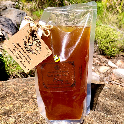 800g Artisan Honey in Recyclable Pouch