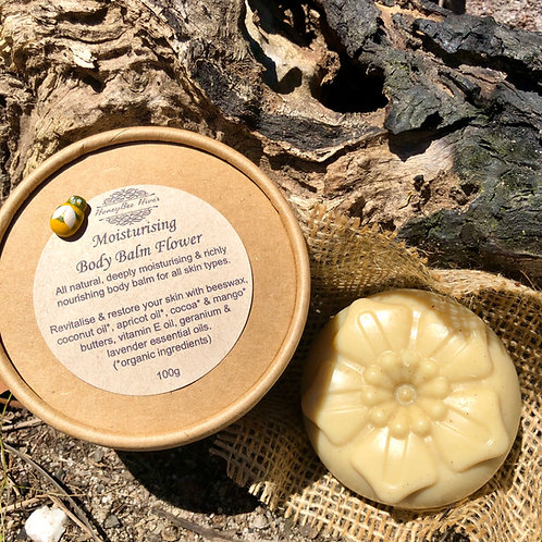 Moisturising Body Balm Flower