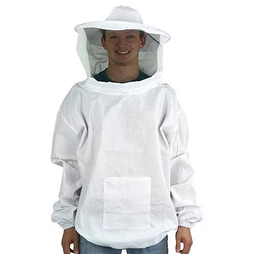 Beekeeping veil smock