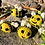 Thumbnail: Crocheted Bees
