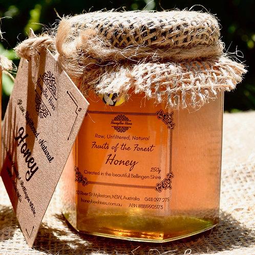 250g Artisan Honey in Glass Jar