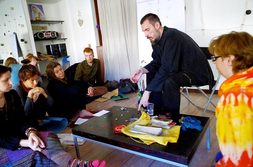 шаманизм, мастер-класс по гаданию, астрология, астрология Зурха, Тарас Журба