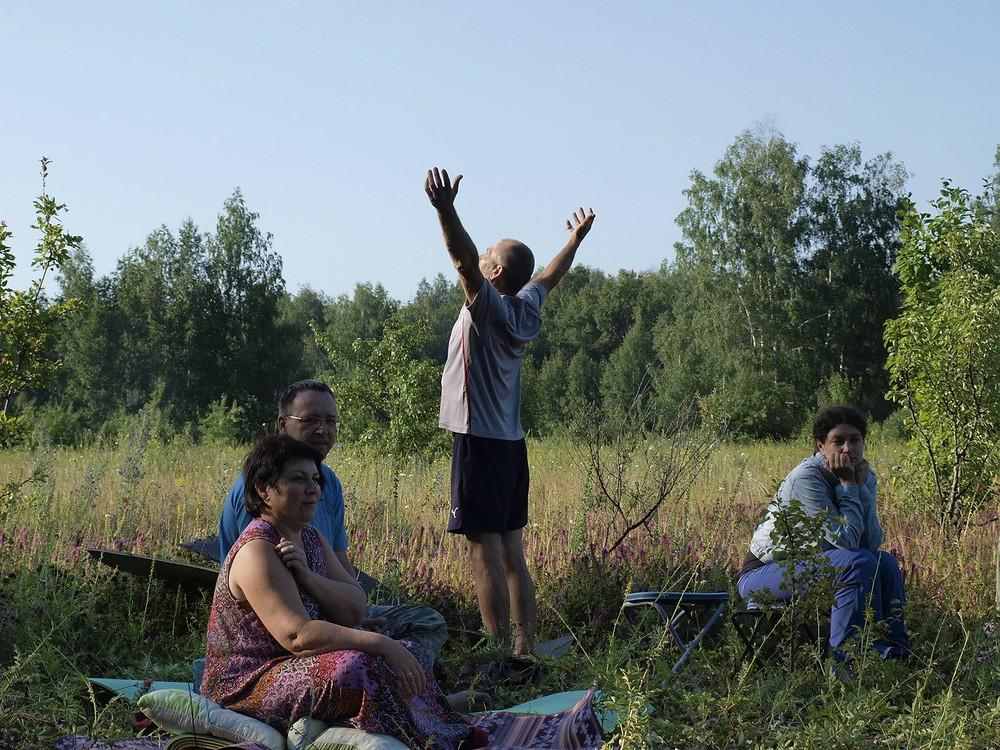 семинар в Карелии, семинар шаманизм, естественные энергии, Тарас Журба