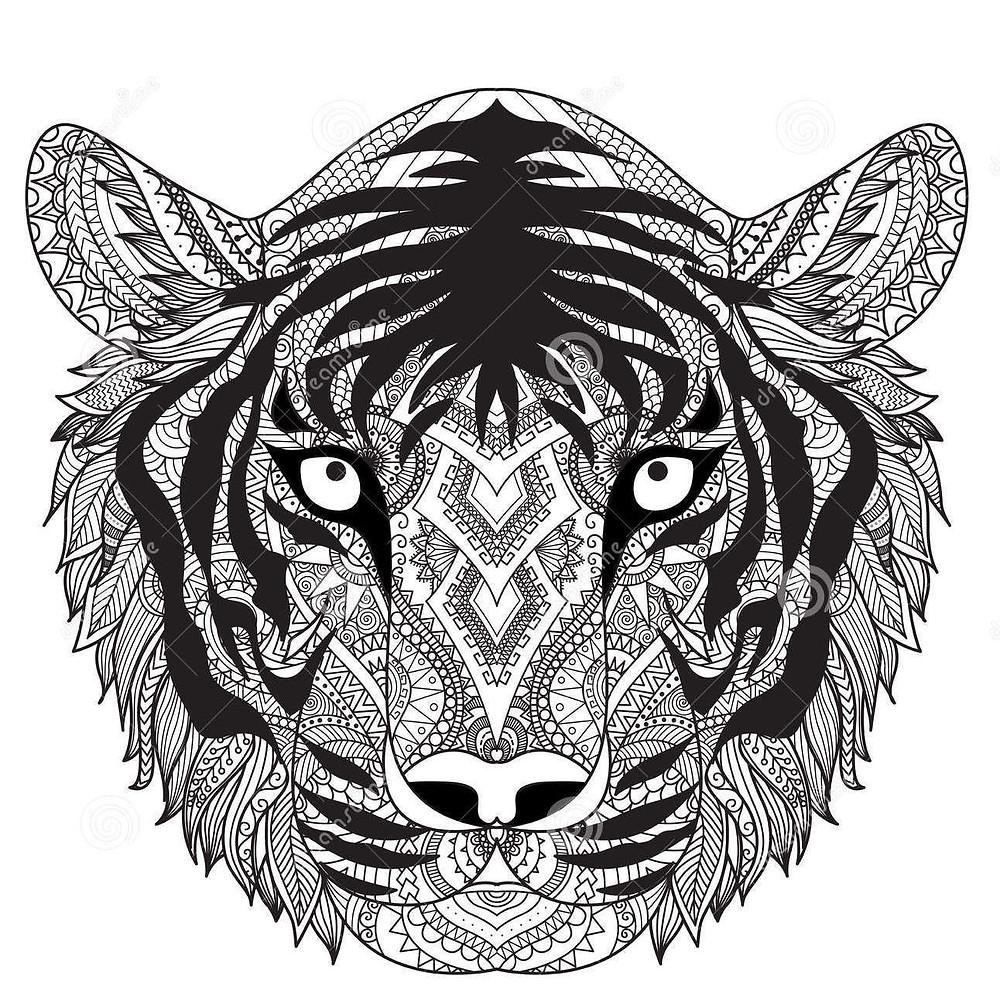 лунный календарь, Тарас Журба, календарь стрижек, черный тигр