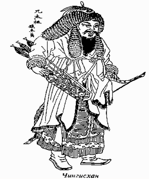 Чингиз-хан, Монголия, Тарас Журба, шаманизм, сакральная геополитика